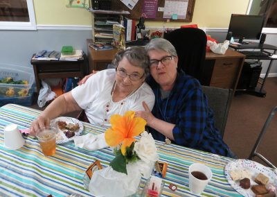 Joyce & Barb Tea